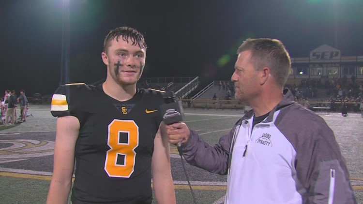 Friday Night Blitz Player of the Week: Cole Filloon of Southeast Polk