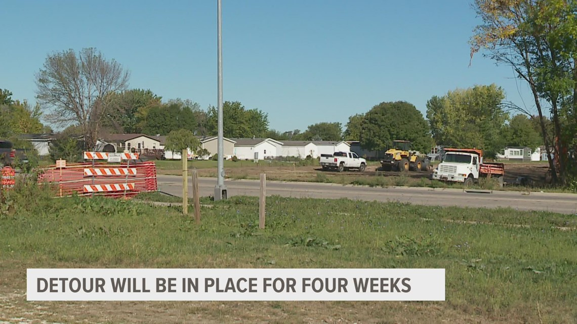 High Trestle Trail Ankeny detour will be in place for 4 weeks