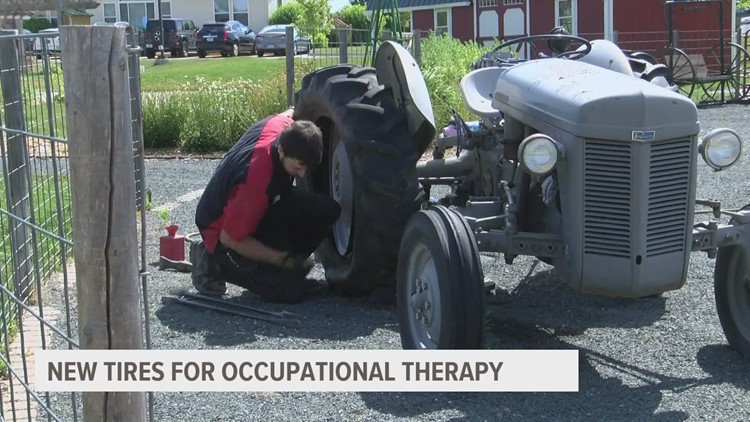 Act of kindness helps nonprofit continue therapy for farmers