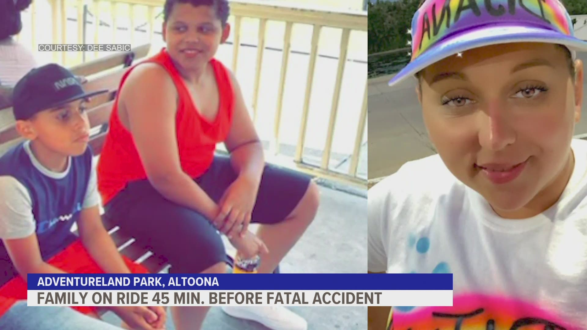 Mom Whose Kids Rode Raging River Recounts Moments Before Accident Weareiowa Com