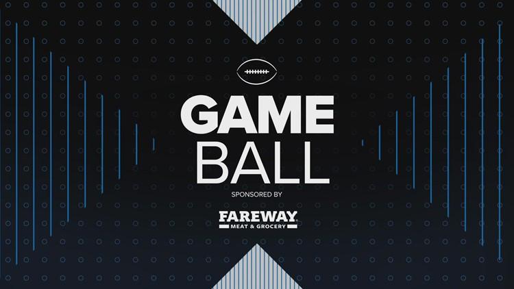Fareway Game Ball: Ankeny Hawks