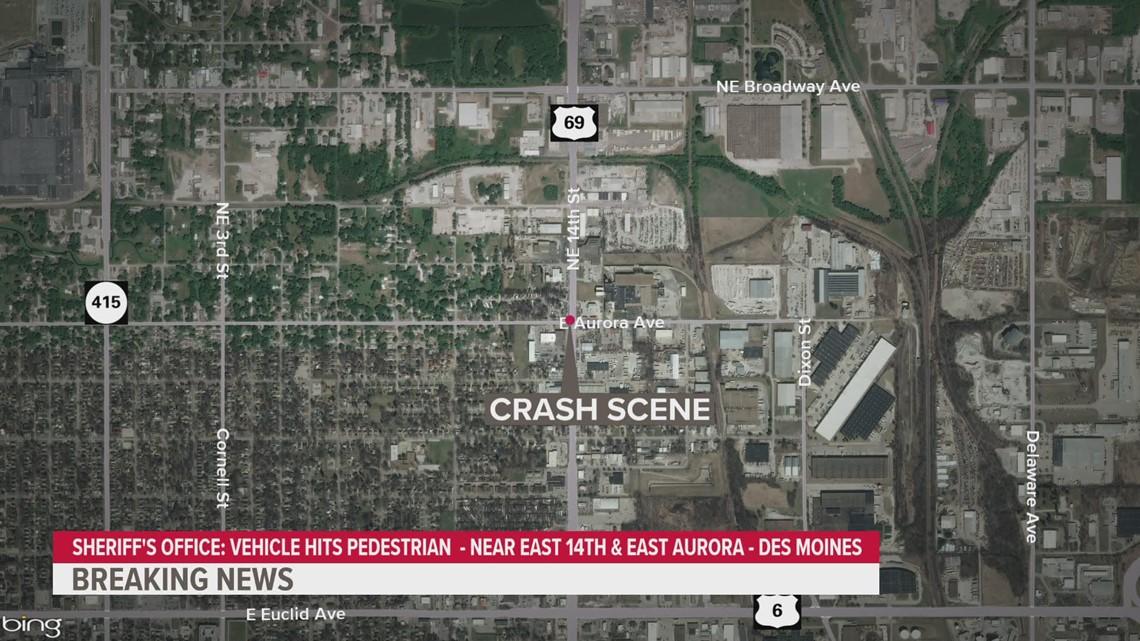 Man hit by car near E 14th Street and Aurora Avenue in critical condition
