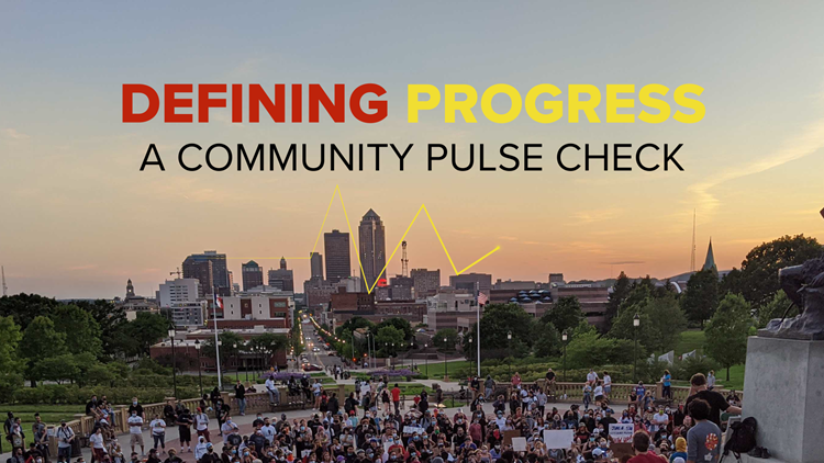 Defining Progress | A community pulse check 1 year after the death of George Floyd