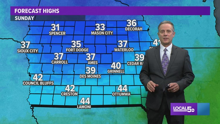 LOCAL 5 FORECAST: Ready for a Spring Fling?