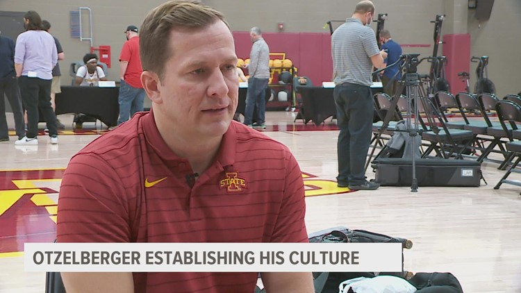 T.J. Otzelberger's success starts with instilling culture with Iowa State Men's Basketball