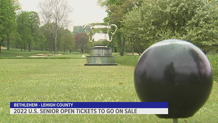 2022 U.S. Senior Open tickets to go on sale