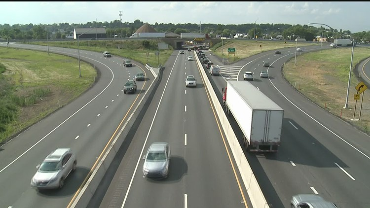 Officials anticipate heavy travel this Memorial Day weekend