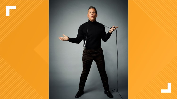 Comedian Sebastian Maniscalo to perform at Hershey's GIANT Center on Nov. 26