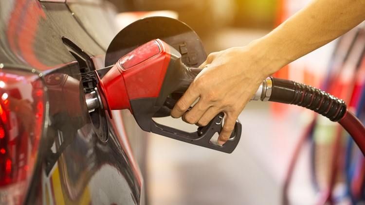 Average price of gas spikes 13 cents per gallon to $3.44 in US