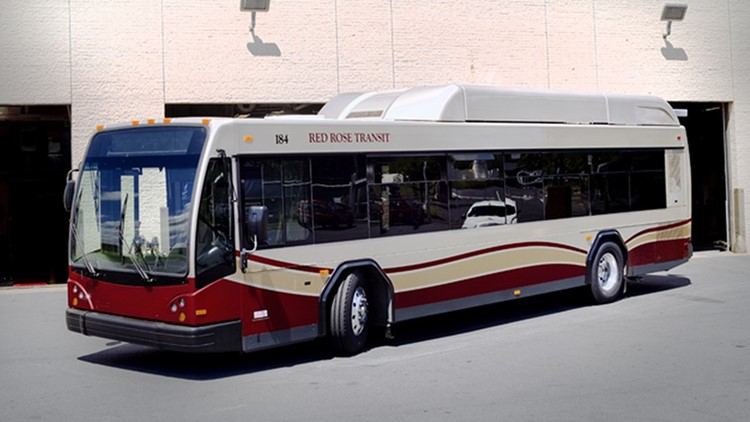 RRTA moves to alternate deviations on bus routes due to winter weather