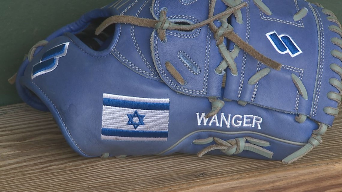 Barnstormers' Ben Wanger talks Olympic journey of Israel's baseball team | Sunday Sitdown