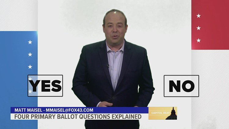 Pennsylvania's 2021 primary election four ballot questions explained | FOX43 Capitol Beat