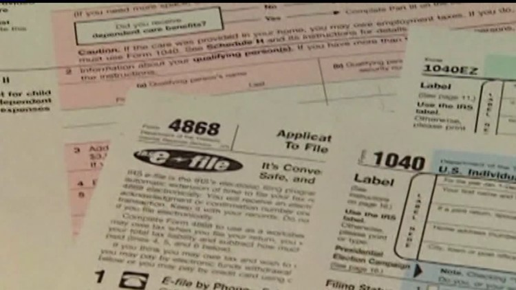 Don't forget to file your 2020 personal income taxes