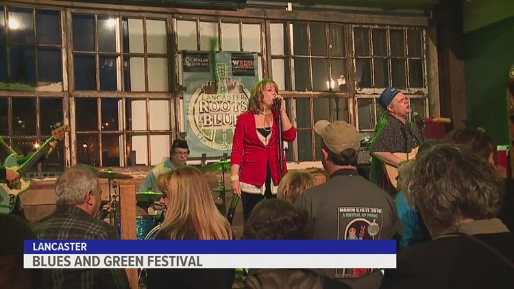 Lancaster's Roots and Blues festival returns after hiatus