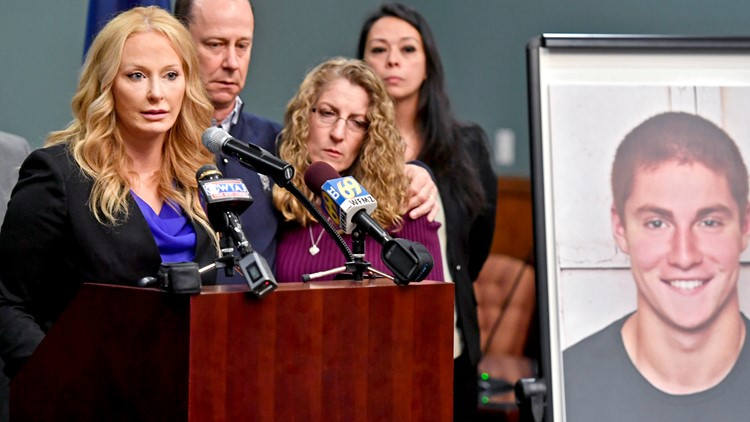 Law named for Penn State student boosts hazing penalty