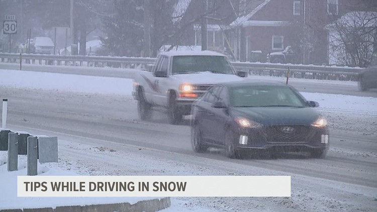 Questions about what to do while driving in the snow? A York mechanic provides insight