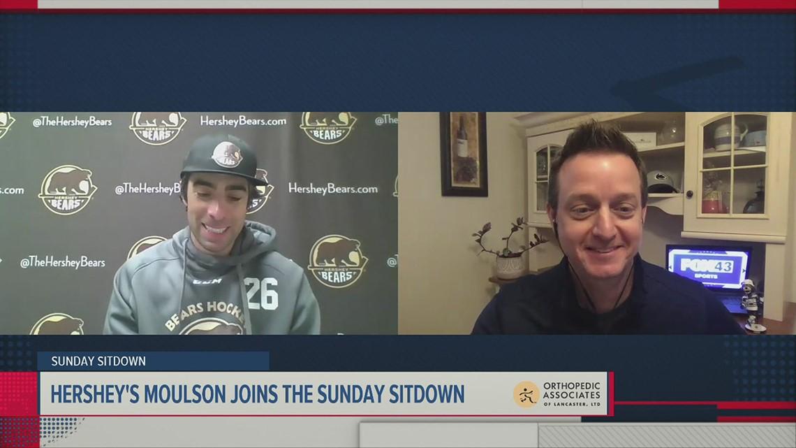 Sunday Sitdown: Hershey Bears Captain Matt Moulson