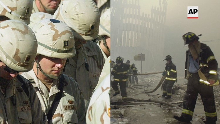 Young children may struggle understanding images from Afghanistan, 9/11 anniversary   Family First with FOX43