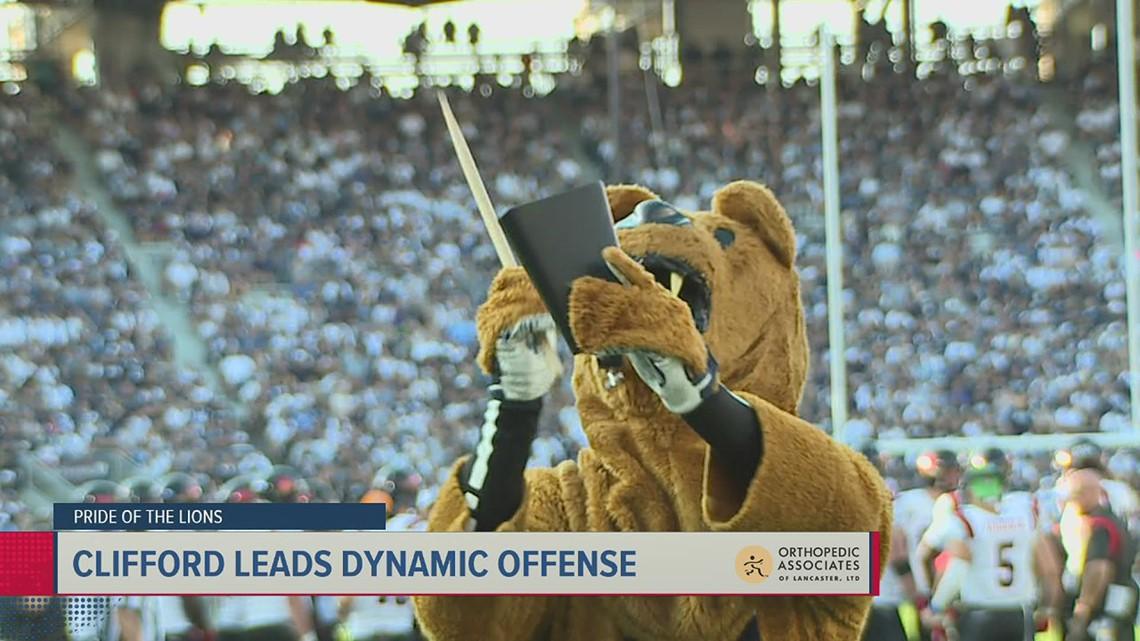 Frenzy: Penn State loves being back at Beaver Stadium