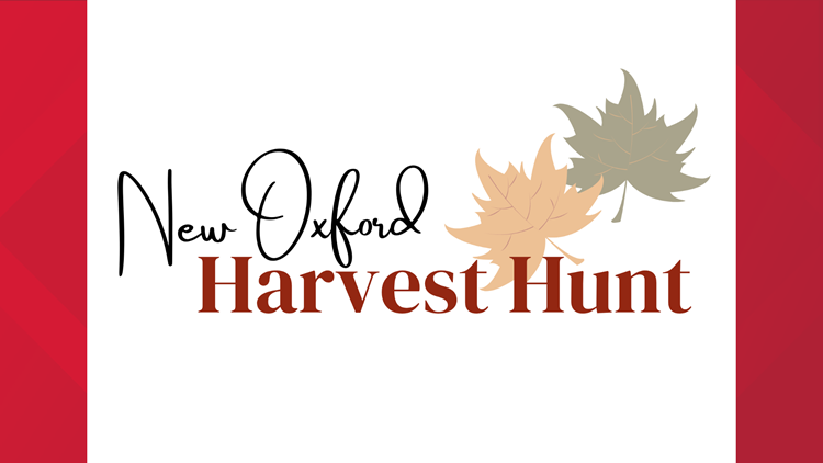 New Oxford Area Chamber of Commerce announces Harvest Hunt