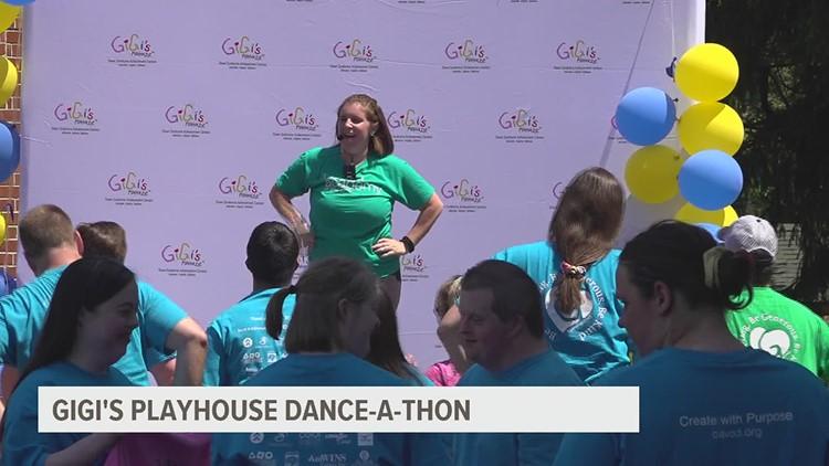 Gigi's Playhouse hosts Dance-a-Thon