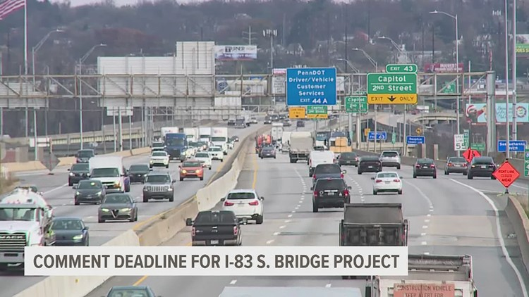 Today is last call for feedback on PennDOT's bridge toll proposal