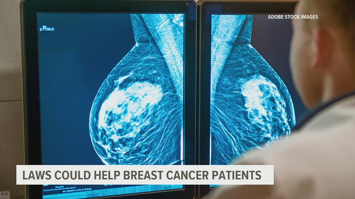 Legislation may help identify breast cancer earlier in certain at-risk women | Health Smart