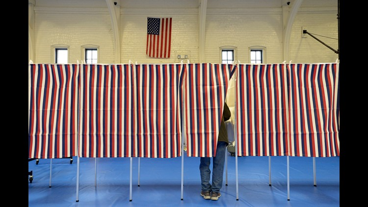Here are nine polling places that changed for the 