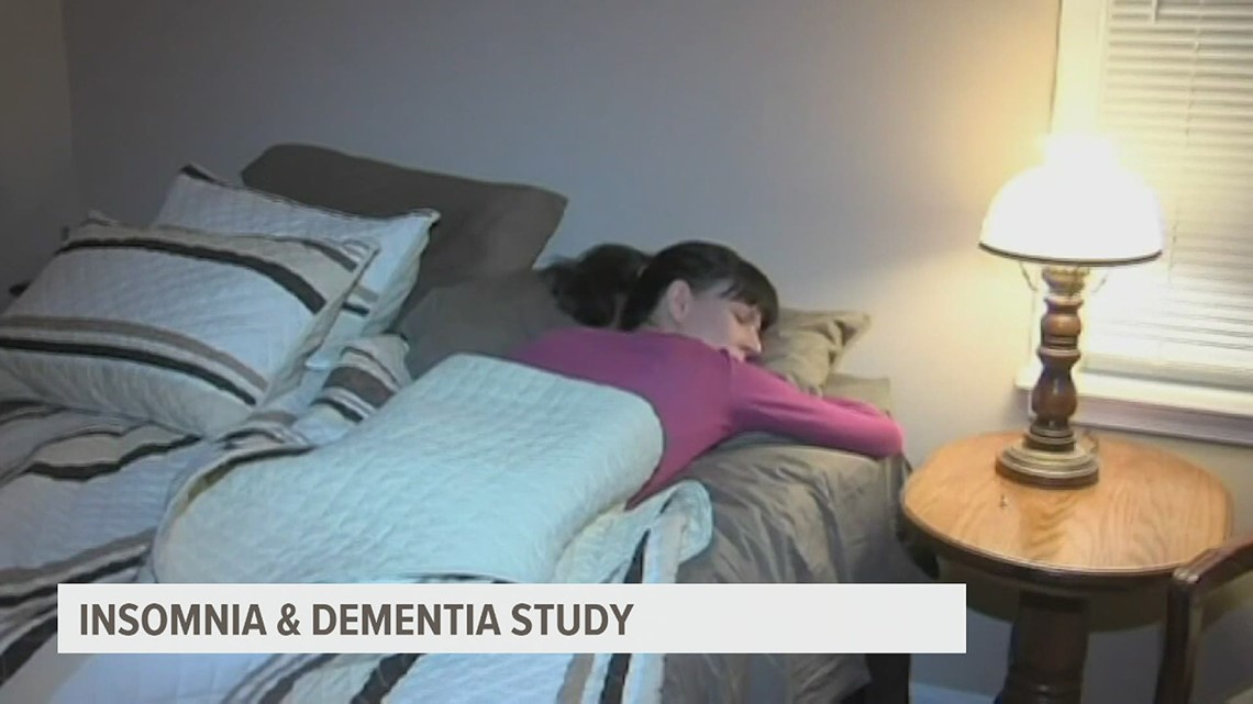 Penn State study links insomnia to dementia
