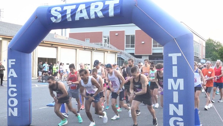 Ready, set, go: Runners take over Harrisburg in event that will help people in need