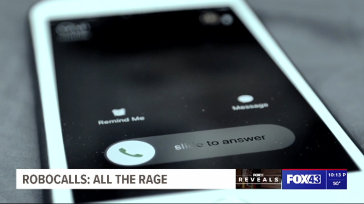 Robocalls: All the rage