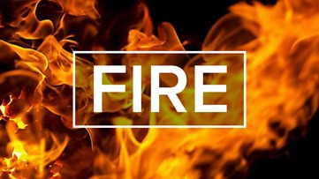 Coroner responds to scene of Cumberland County fire