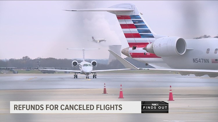 Pa. Woman fights for a year to get a refund from Air Canada | FOX43 Finds Out