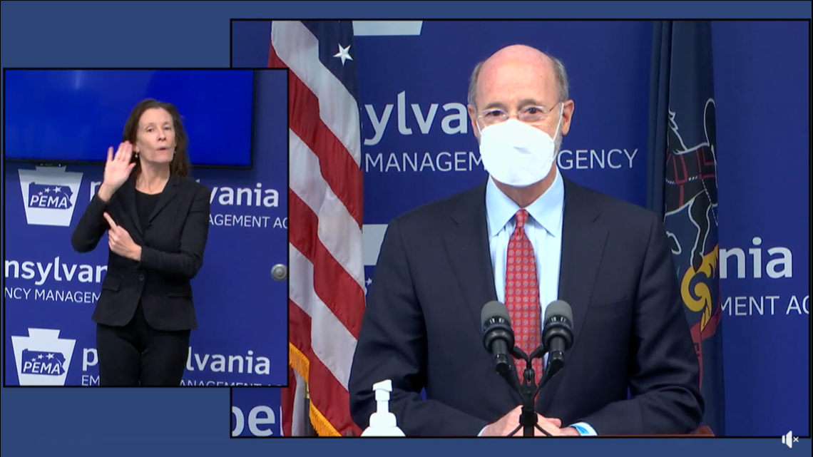 Gov. Wolf launches plan designed to bring Pennsylvanians back to work
