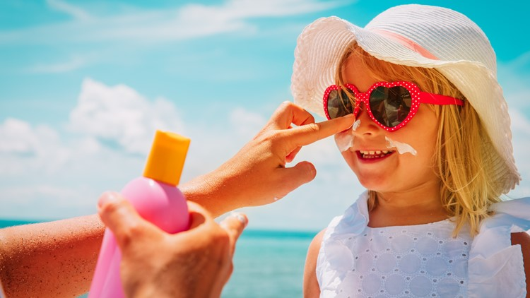 Finding the right sunscreen for your family, plus other summer safety tips | Family First with FOX43