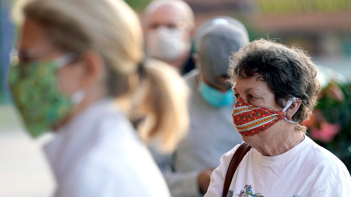 Could mask guidelines come back? Former US Surgeon General says lifting mask restriction was 'premature'