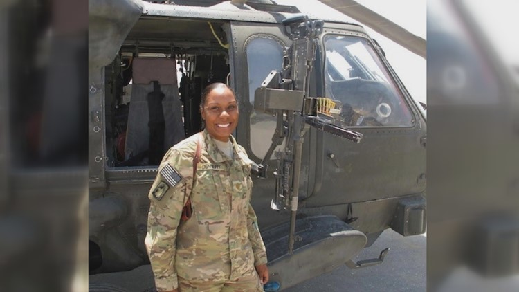 A U.S. army commander based in New Cumberland shares her journey into the U.S. military and encourages more women to enlist