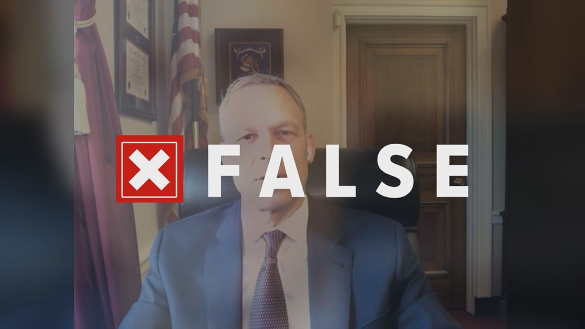 VERIFY: Congressman falsely says there were 100K more votes cast in PA than voters | Capitol Beat Fact Check