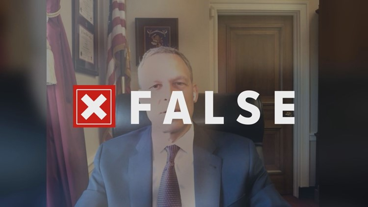 Congressman falsely says there were 100K more votes cast in PA than voters | Capitol Beat Fact Check