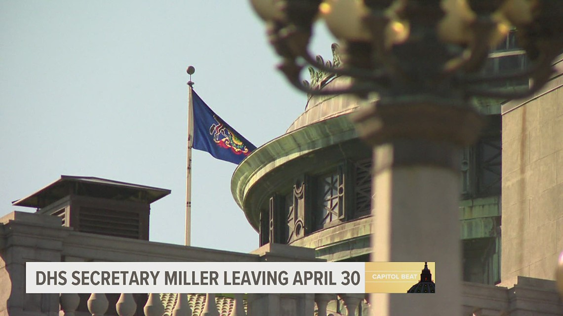 Pa. Human Services secretary Miller leaving; Senators call for policy review