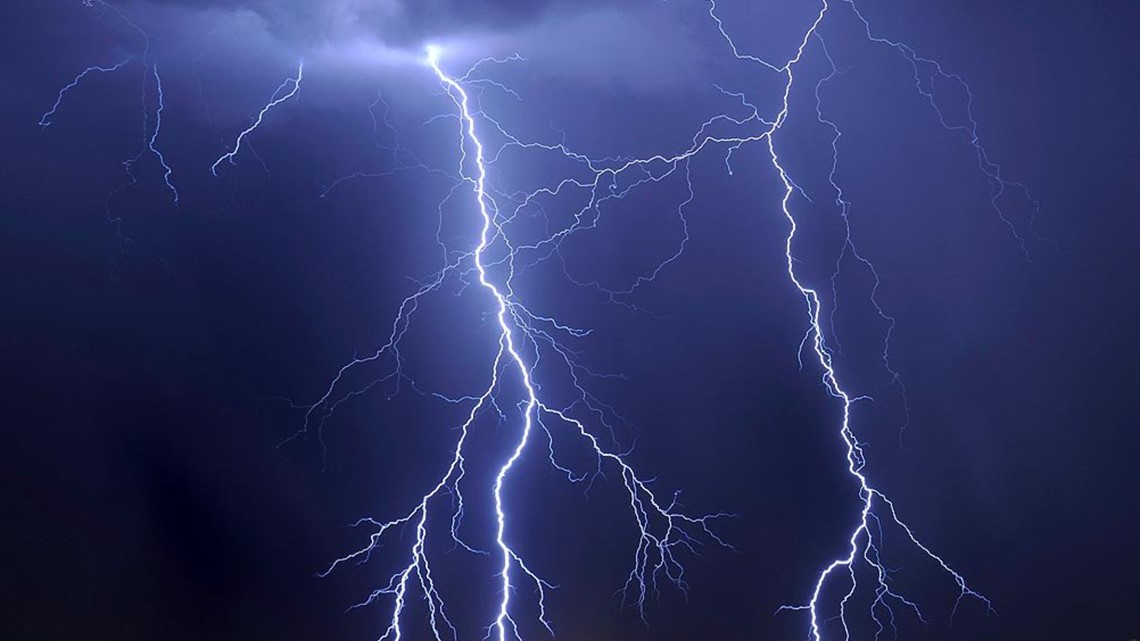 Lightning safety awareness week: Here's how you can stay prepared