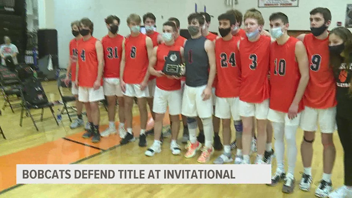 Northeastern defends title as host of Bobcat Invitational