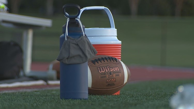 Football games shake up as COVID-19 cases spike in Pennsylvania