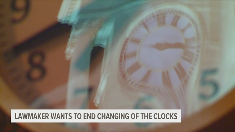 State lawmaker to urge US Congress to make Daylight Saving Time permanent