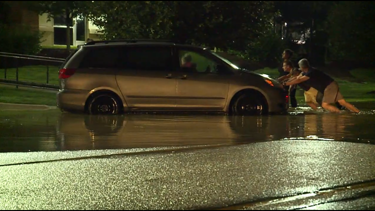 PennDOT urges drivers to stay home, avoid Ida flooding