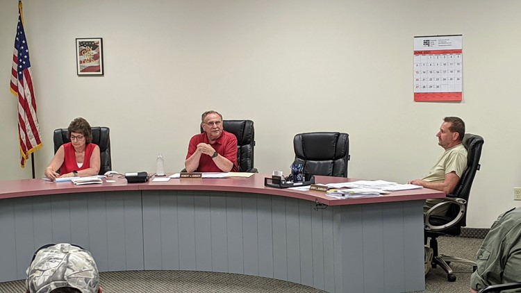 Franklin Co. official charged with misusing public funds now facing impeachment