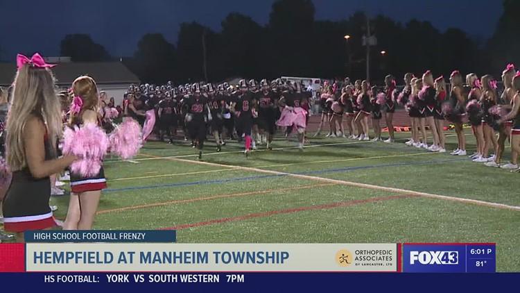 Week 8 Game of the week preview: Hempfield at Manheim Township