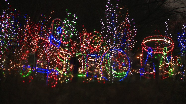 Christmas Lights Display 2020, York, Pa Christmas Magic' light show at Rocky Ridge County Park: Here's