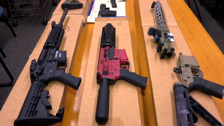 Pennsylvania's largest gun show promoter agrees to ban sale of 'ghost gun' kits at its shows, Attorney General Josh Shapiro says