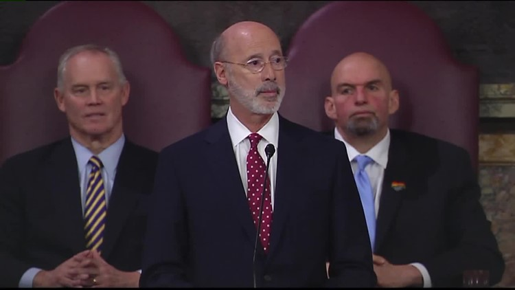 Gov. Wolf signs 310 pardons, including 69 as part of program to expediate pardon process for non-violent marijuana-related offenders